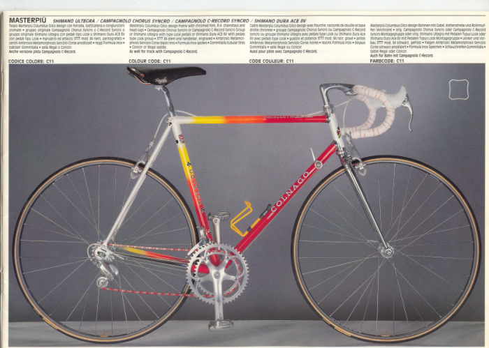 Colnago Master Più 1989